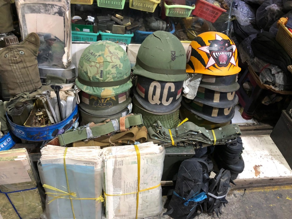 Casques Vietnam  31b22210