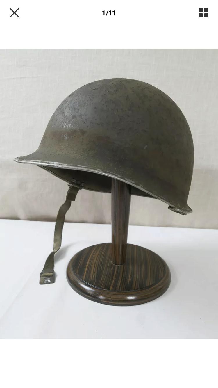 Casque US WW2 32c8d410