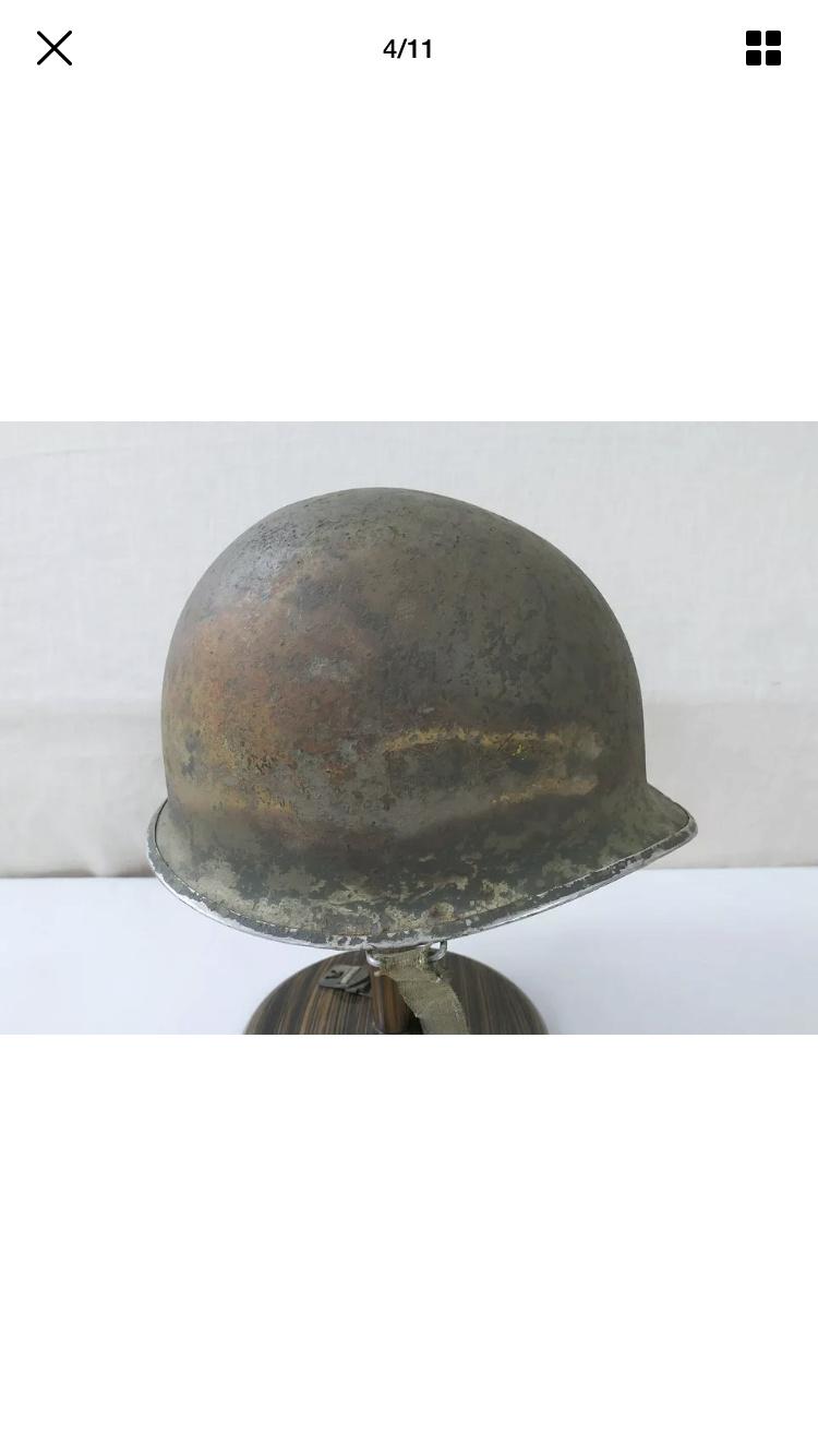 Casque US WW2 8f49ef10