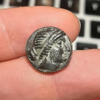 Bronze grec indéterminé  20201043