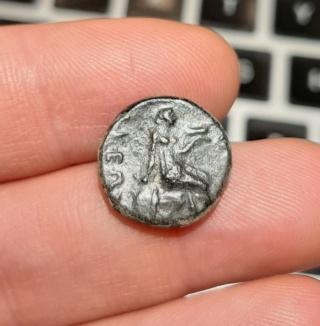 Bronze grec indéterminé  20201044