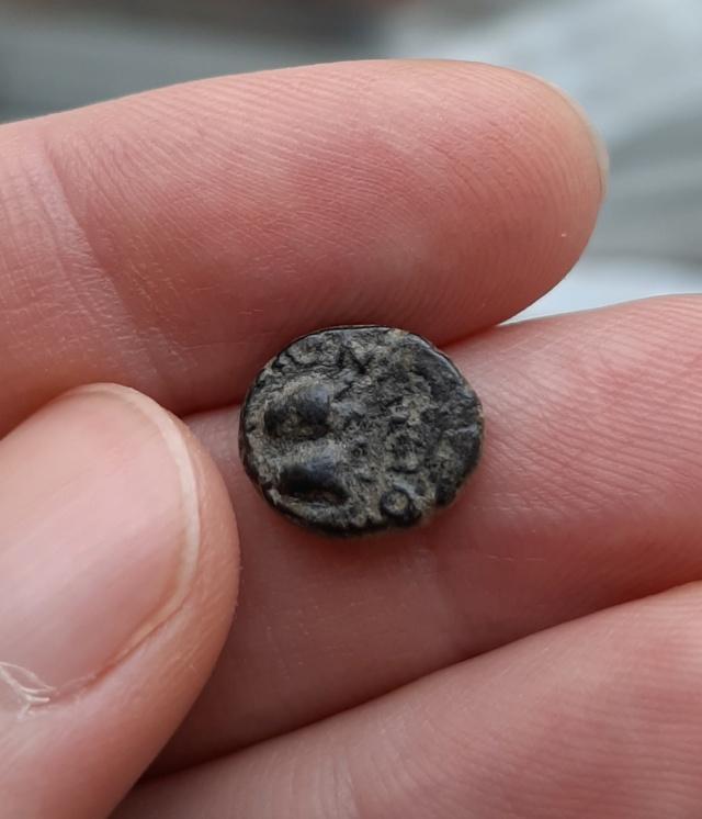 Bronze grec, provincial ? A l'étoile 20210121