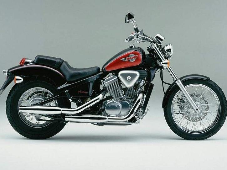 vos motos avant la FJR? - Page 2 Honda-10
