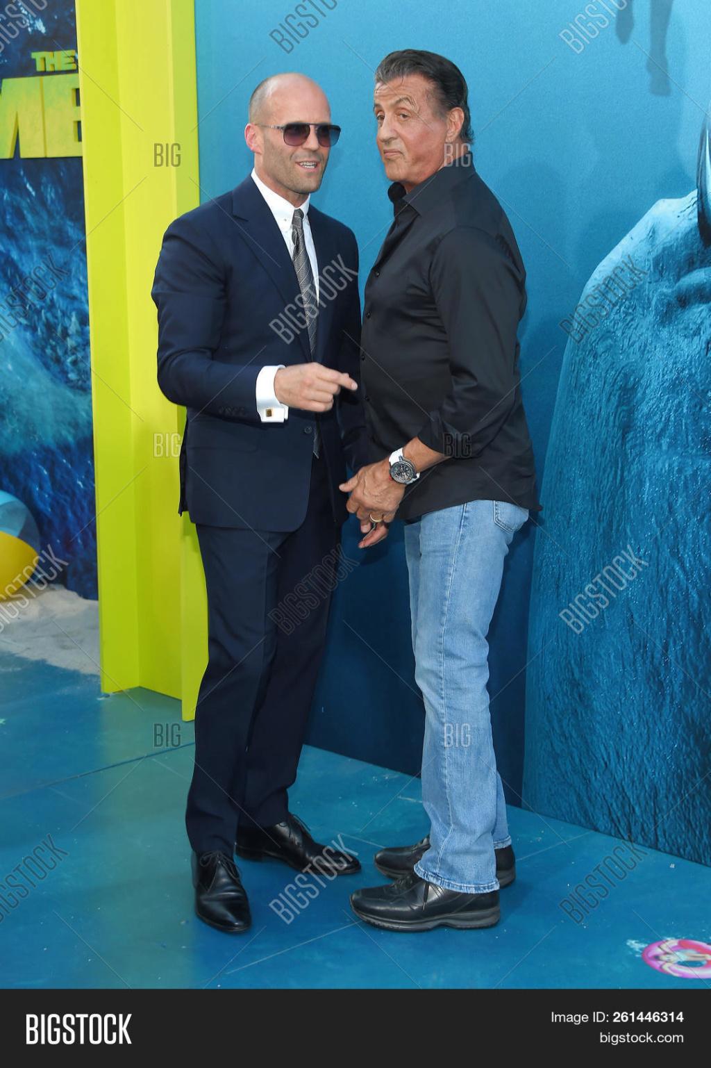 ¿Cuánto mide Jason Statham? - Altura - Real height - Página 2 26144610