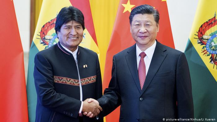 ¿Cuánto mide Evo Morales? - Altura - Real height - Página 2 44286811