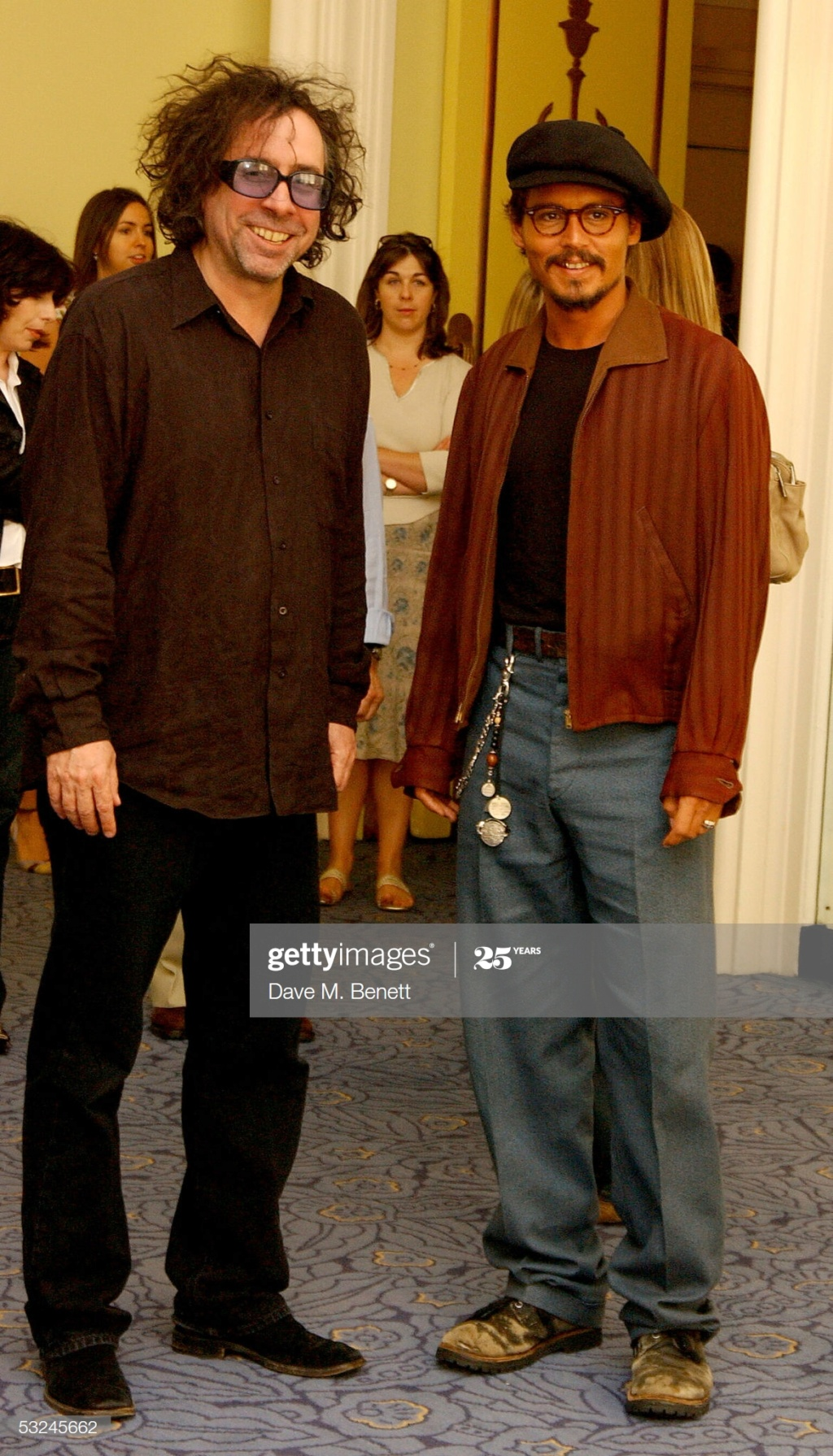 ¿Cuánto mide Johnny Depp? - Altura - Real height - Página 2 Gettyi16