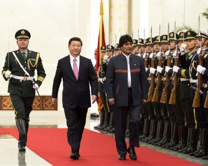 ¿Cuánto mide Evo Morales? - Altura - Real height - Página 2 Morale10