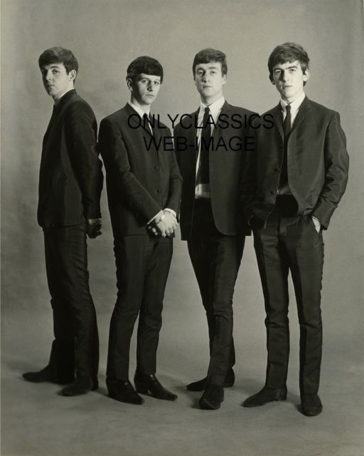 ¿Cuánto mide George Harrison? - Altura - Real height S-l64010