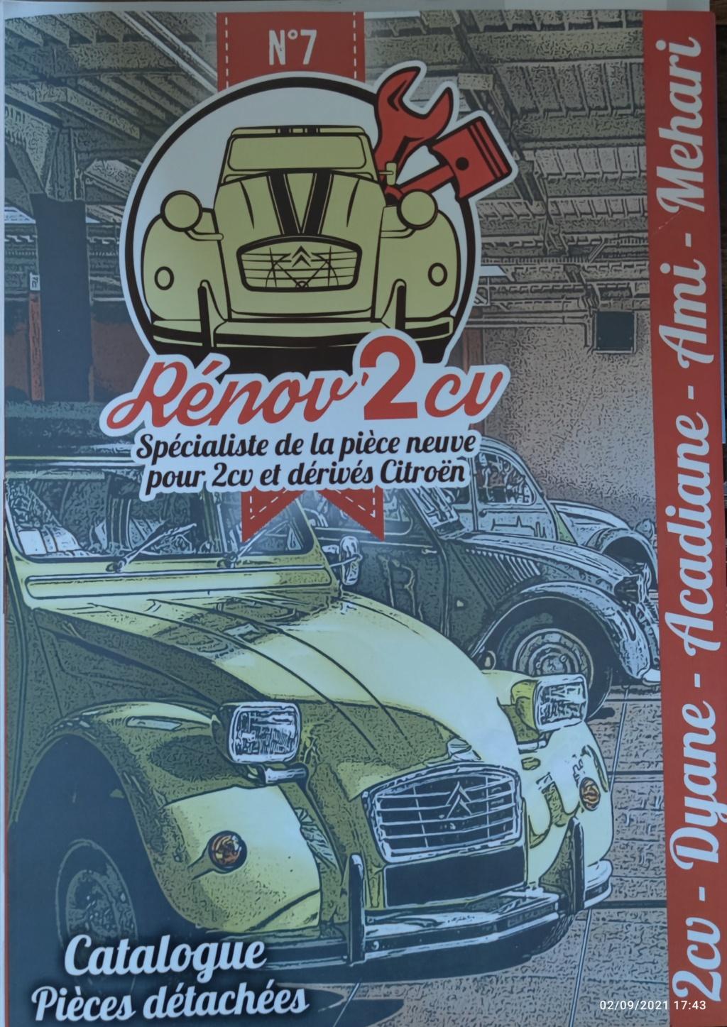Catalogue fin 2021 Rénov 2cv à dispo 16305910