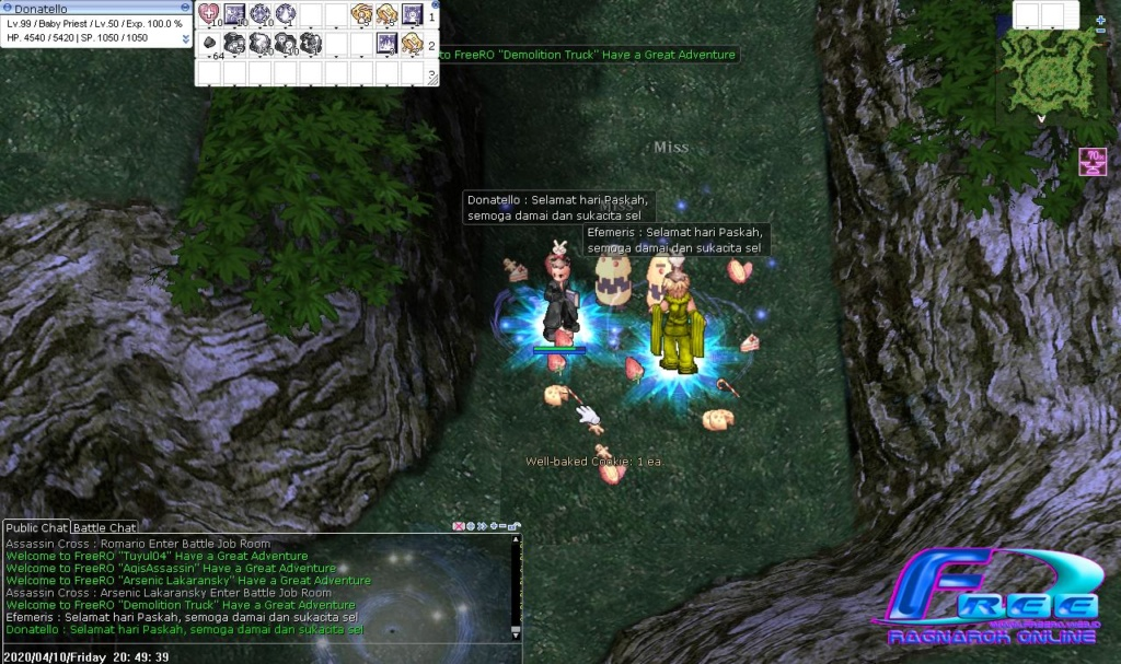 Event Screenshot Easter (Paskah) - Page 2 Screen10