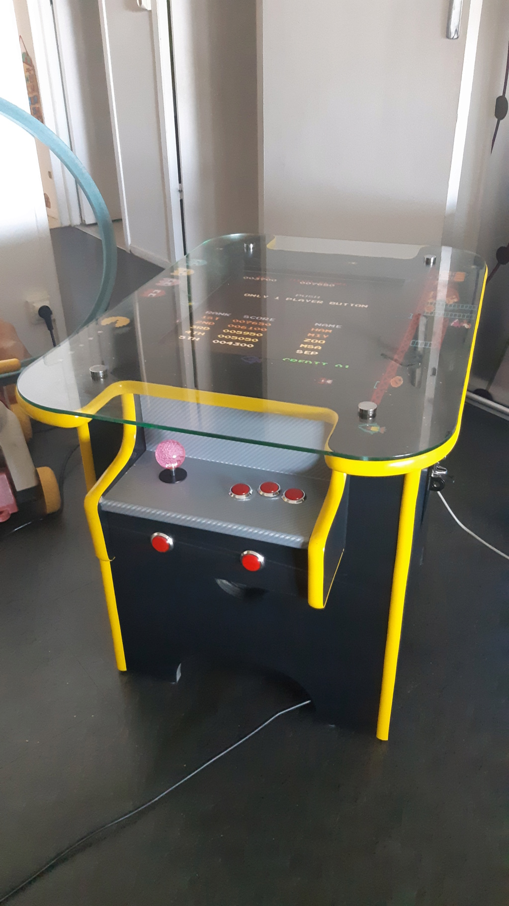 [TERMINÉ] Table basse style cocktail arcade 20210618