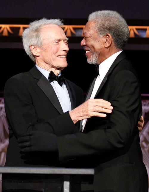 ¿Cuánto mide Clint Eastwood? - Altura - Real height - Página 3 Morgan10
