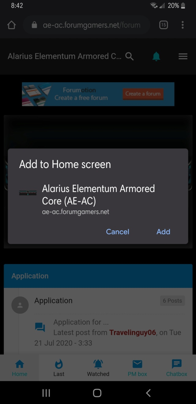 AE-AC Forum Turned Mobile Screen26