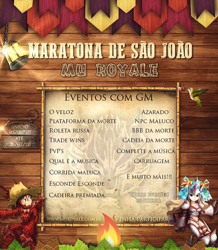 Maratona de São João do Mu Royale Whatsa10