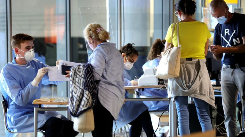 Europe lockdown: New coronavirus curbs country by country _1137911