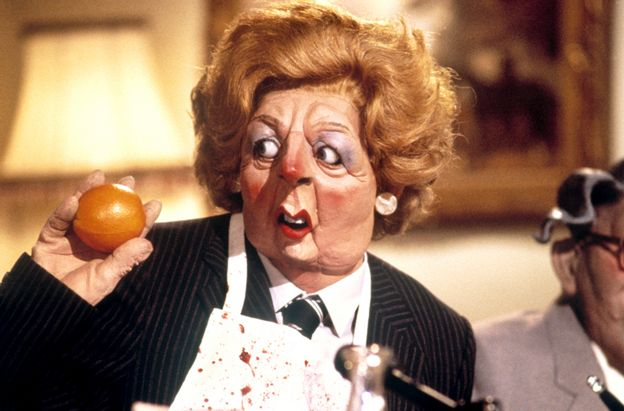 Boris Johnson: Spitting Image puppet unveiled ahead of relaunch _1138112