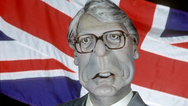Boris Johnson: Spitting Image puppet unveiled ahead of relaunch _1138113