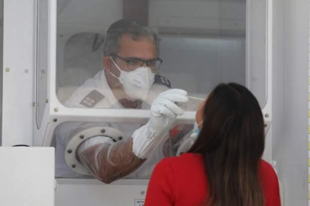 Coronavirus - 10th September F370a010