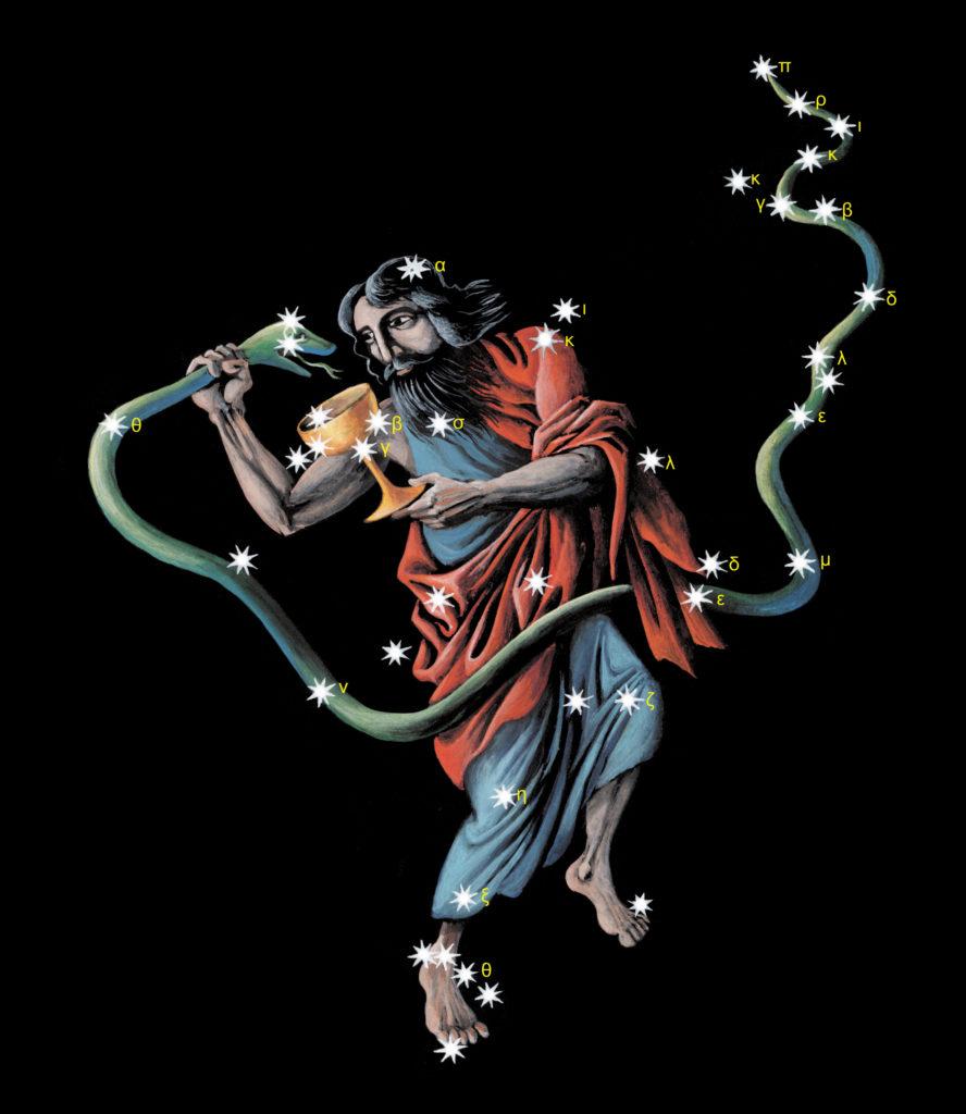 The 13th Zodiac Sign - Ophiuchus Gettyi11