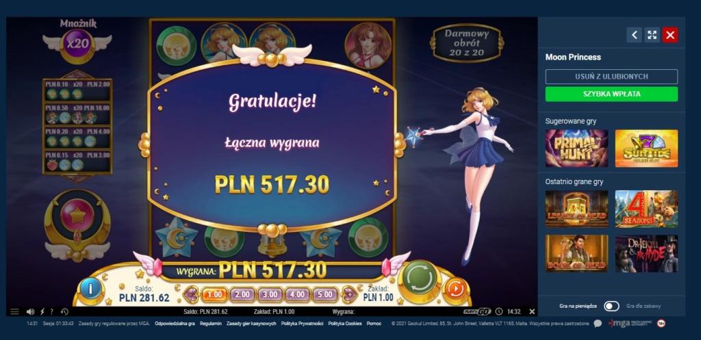 Screenshoty naszych wygranych (minimum 200zł - 50 euro) - kasyno - Page 14 Bullek10