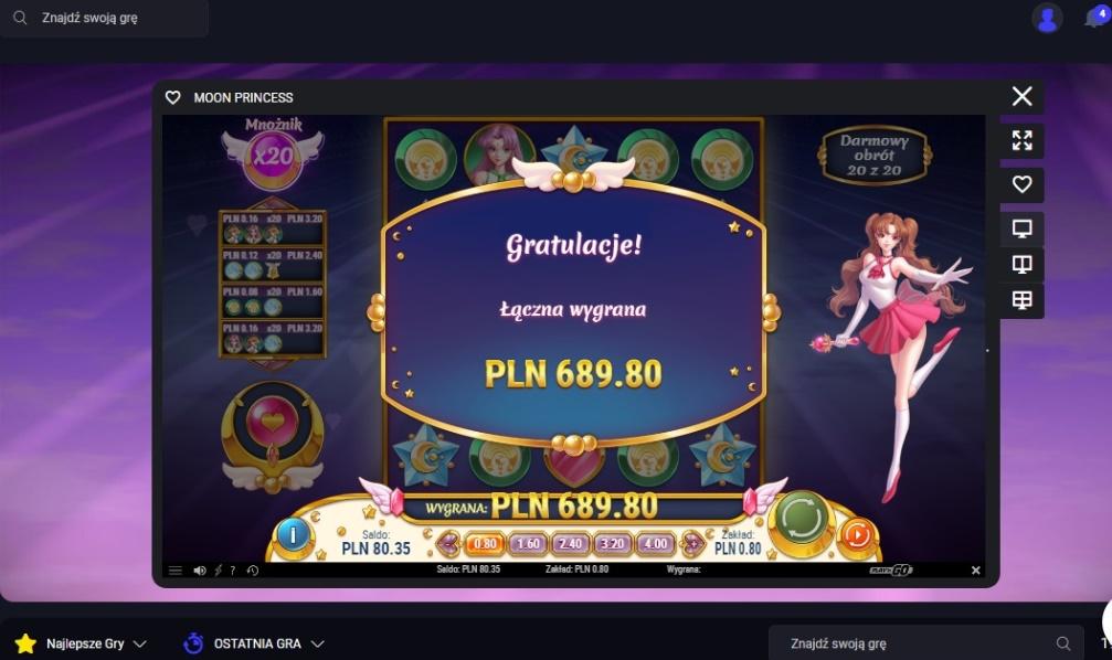 Screenshoty naszych wygranych (minimum 200zł - 50 euro) - kasyno - Page 9 Moonek10