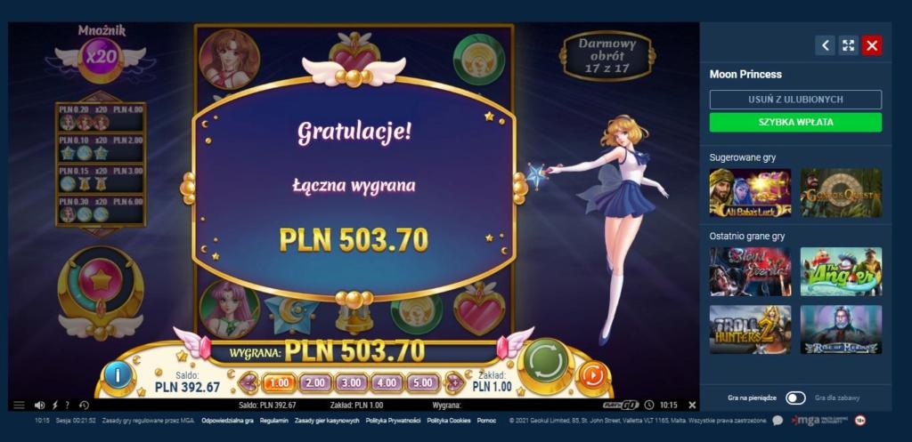 Screenshoty naszych wygranych (minimum 200zł - 50 euro) - kasyno - Page 16 Moonne10