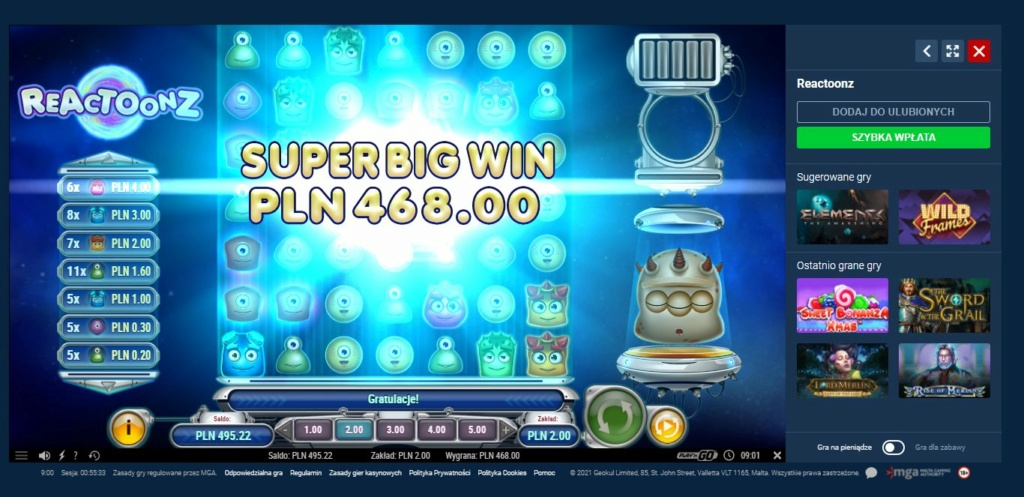 Screenshoty naszych wygranych (minimum 200zł - 50 euro) - kasyno - Page 16 Na_gor10