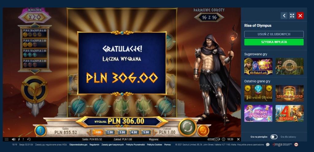 Screenshoty naszych wygranych (minimum 200zł - 50 euro) - kasyno - Page 14 Sporti11