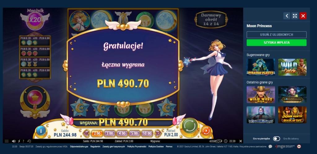 Screenshoty naszych wygranych (minimum 200zł - 50 euro) - kasyno - Page 16 Terass10