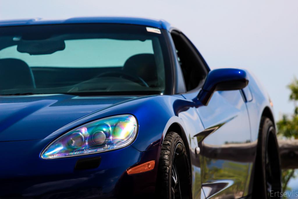 Ma C6 BVM Le Mans blue  Img_1810