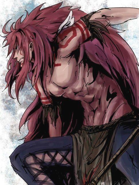 Masaru, el Superviviente de Flevance. Kalgar11