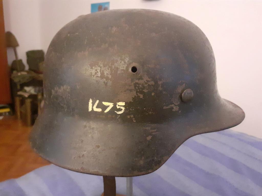 Casque Luftwaffe avis sur des marquages Casque24