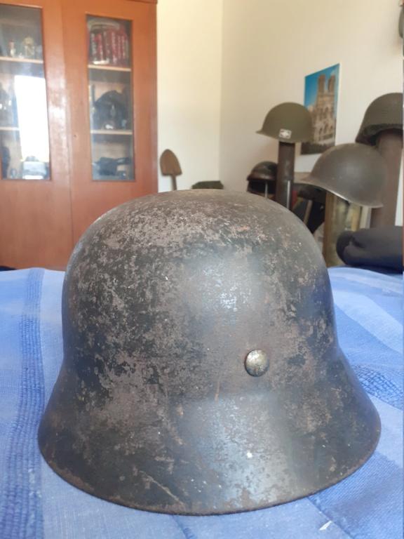 Casque Luftwaffe avis sur des marquages Casque32