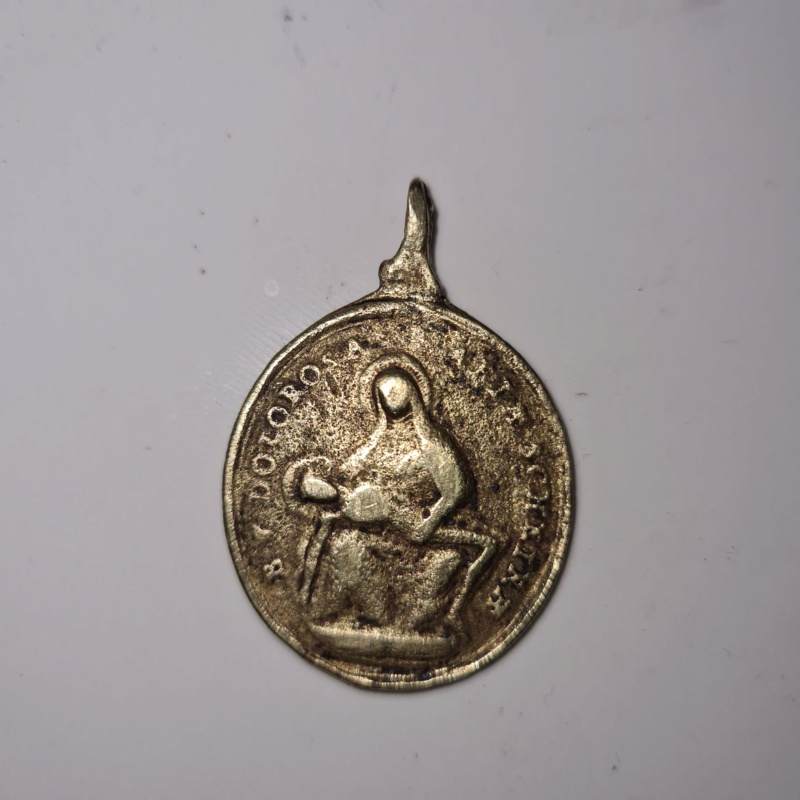 Medalla de san ignacio de loyola 16013910