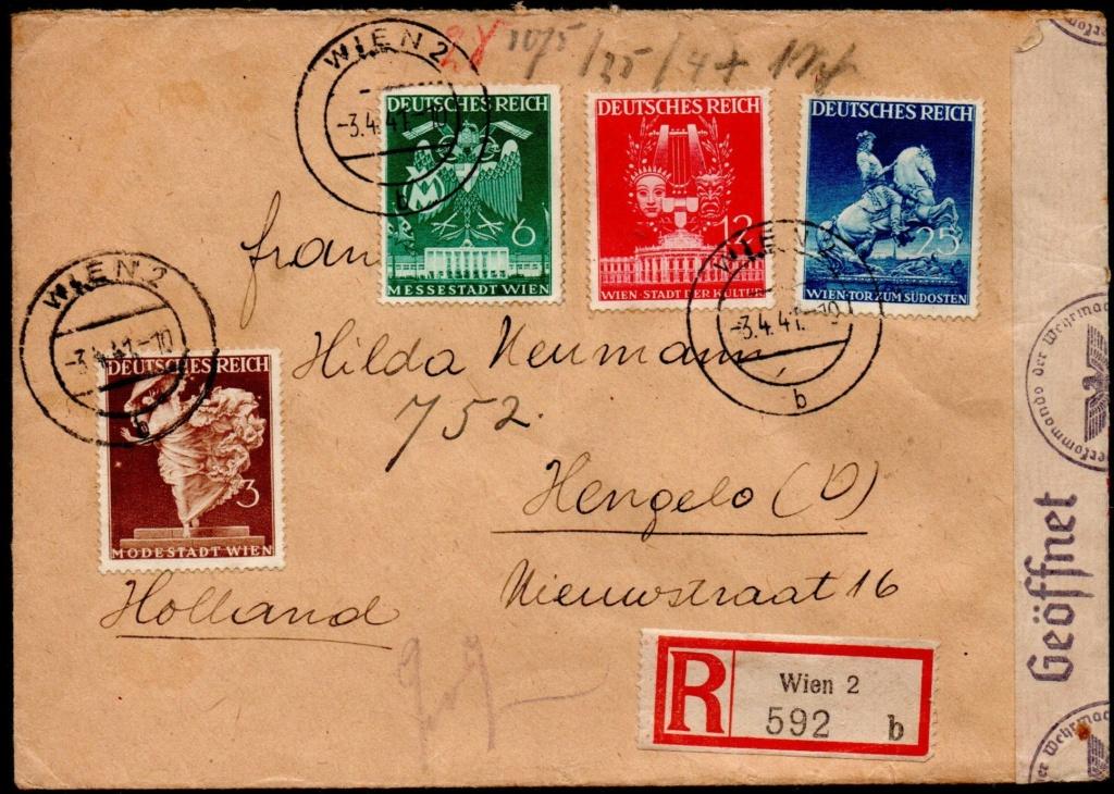 Österreich im III. Reich (Ostmark) Belege - Seite 20 Austri18