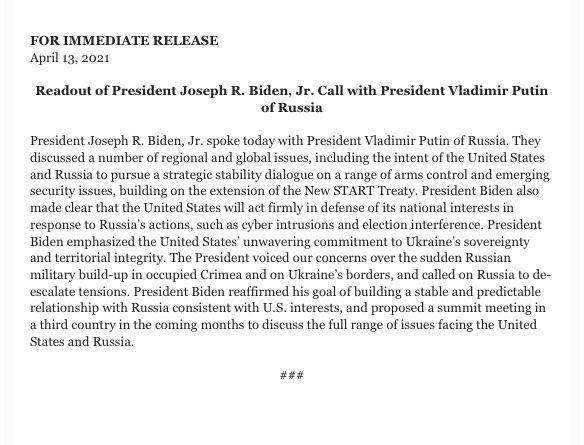 Biden je upravo nazvao Putina i predložio summit Becec210