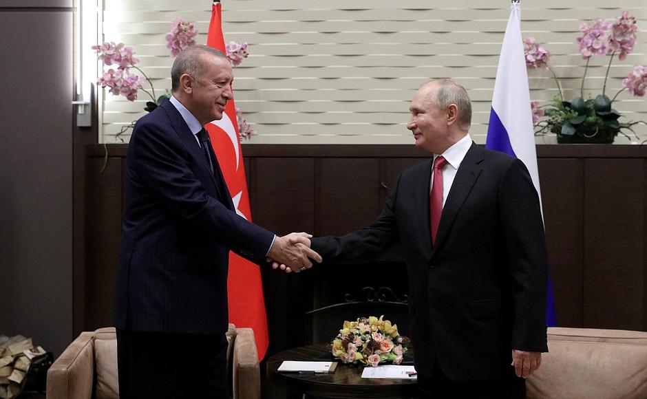 Rusko-Turski summit u Sočiju: Na stolu Sirija, Libija, Afganistan, Kavkaz i Balkan Fqzoxv10