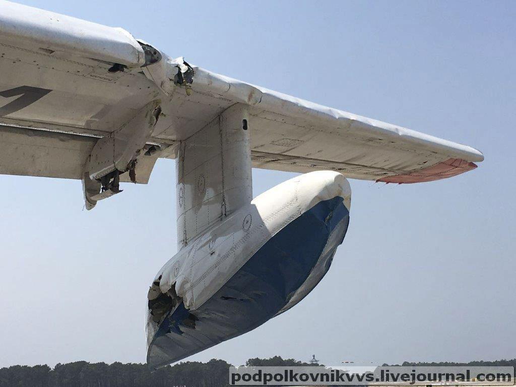 Rusija intervenirala u Turskoj, 11 vojnih aviona gasi šumske požare - Page 4 Pod110