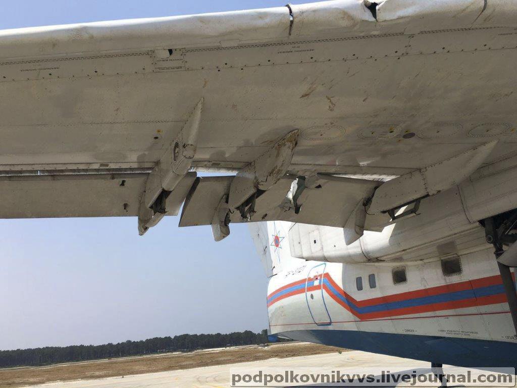 Rusija intervenirala u Turskoj, 11 vojnih aviona gasi šumske požare - Page 4 Pod310