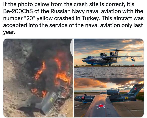 Rusija intervenirala u Turskoj, 11 vojnih aviona gasi šumske požare - Page 3 Slika129