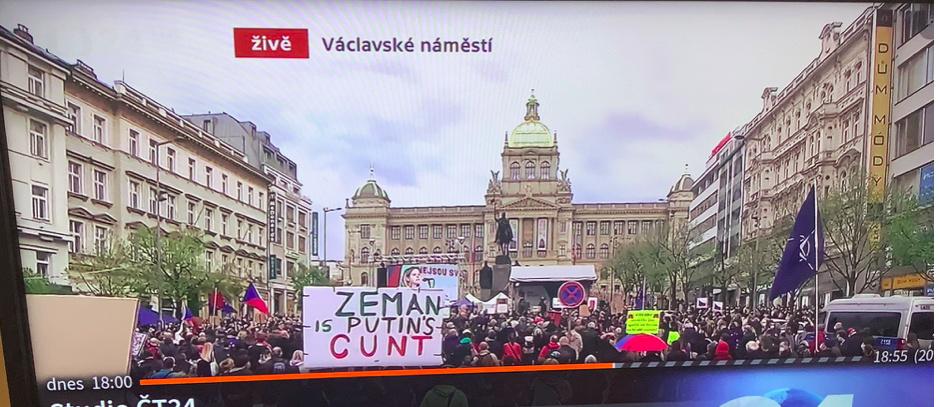 Češki senat planira suditi proruskog predsjednika za veleizdaju Slika_10