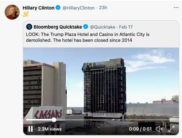 Soba s pogledom na rušenje Trump Plaza Hotela Slika_50