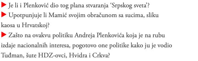 Slobodan Prosperov Novak: Je li Plenkovićeva politika dio plana Memoranduma 2 SANU? Slika_67