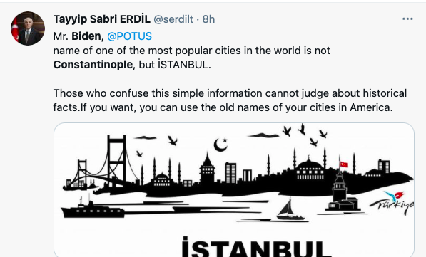 Biden nazvao Istanbul Konstantinopolom, Turci bijesni Slika_69