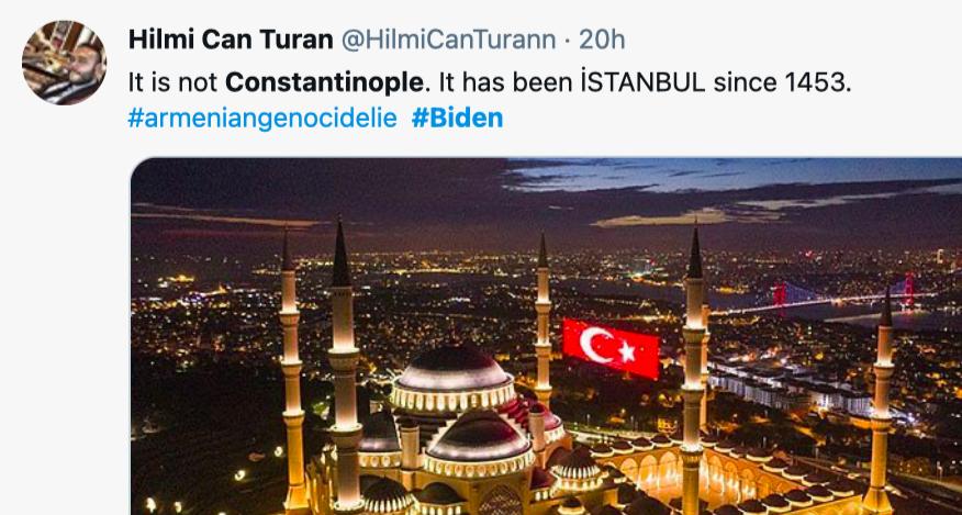 Biden nazvao Istanbul Konstantinopolom, Turci bijesni Slika_70