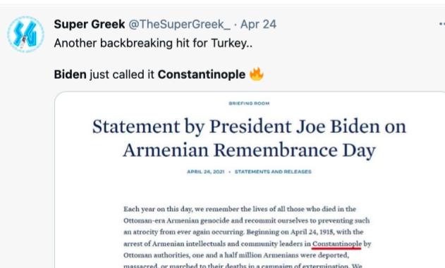 Biden nazvao Istanbul Konstantinopolom, Turci bijesni Slika_73