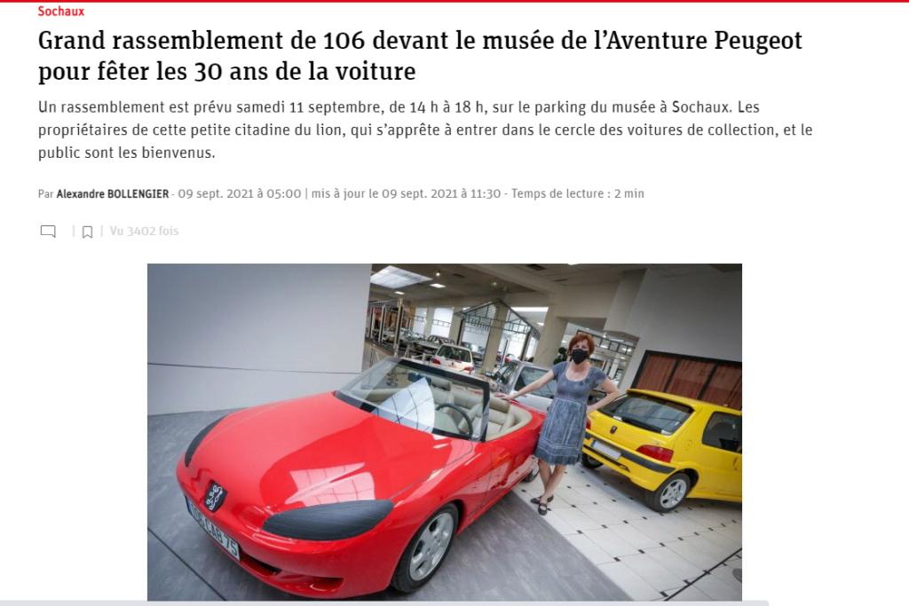 [25] Musée de l'Aventure Peugeot à Sochaux 106_110