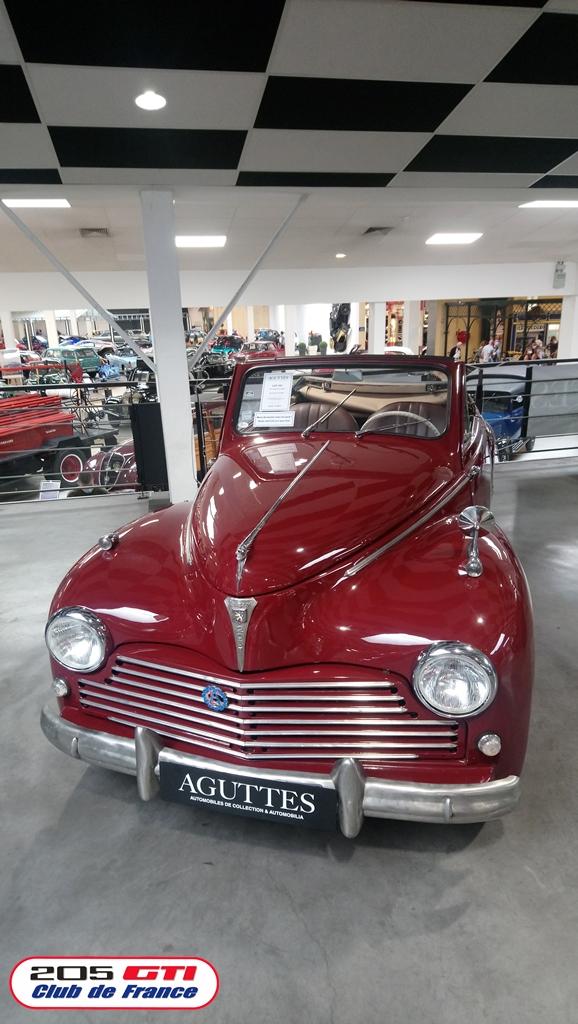 [25] Musée de l'Aventure Peugeot à Sochaux Dsc-4018