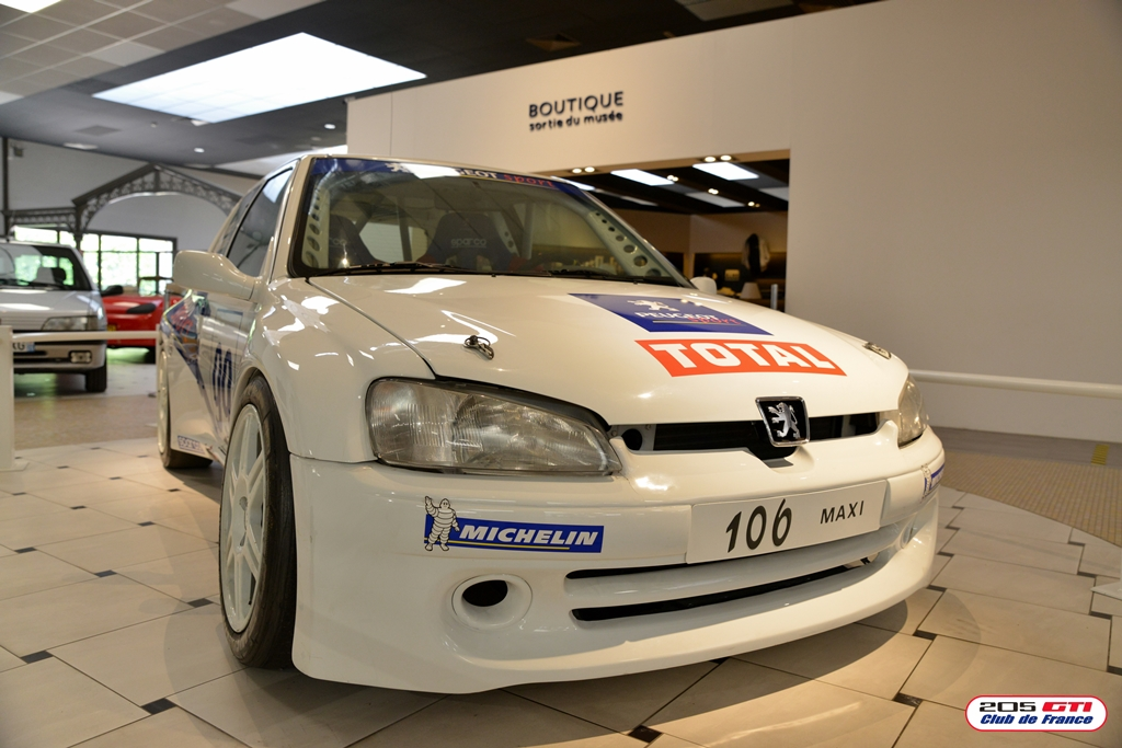[25] Musée de l'Aventure Peugeot à Sochaux Dsc_6923