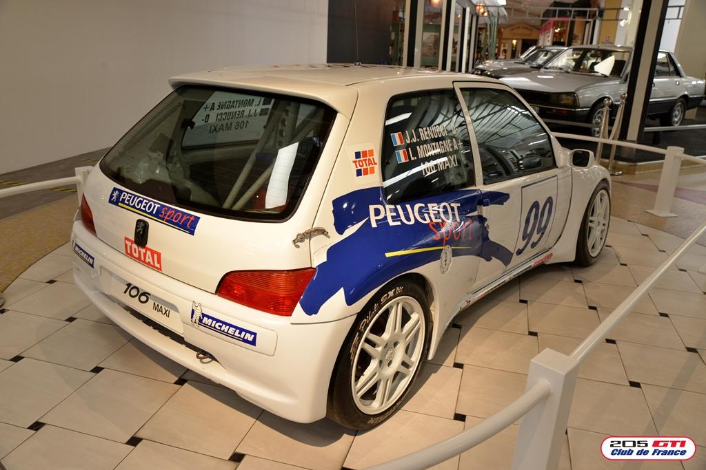 [25] Musée de l'Aventure Peugeot à Sochaux Dsc_6925